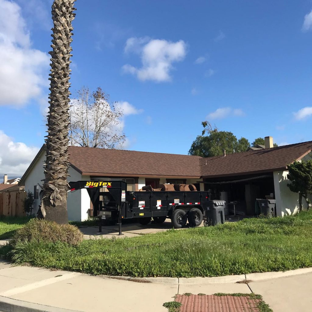 House Clean Out service in Santa Maria, CA
